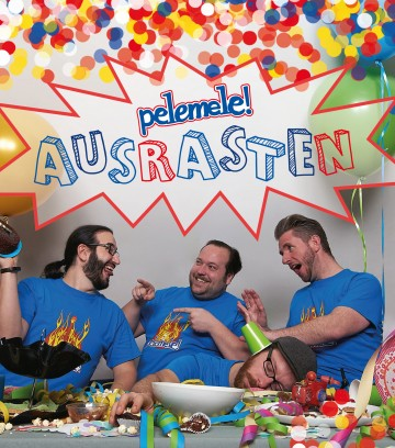 Pelemele_Ausrasten